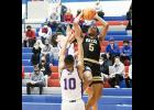 The Greer boys basketball team fell to rival Riverside, 54-49, last week on the road.
