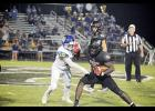 Rodrick Robinson and the Blue Ridge Tigers picked up win number three at Berea Friday night.