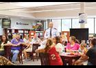 Retired USAF Major Chad L. Richardson is now serving the students at Blue Ridge High School in the Air Force Junior Reserve Officers Training Corps.