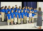 Student choirs will perform at the Bob Jones Academy Open House Feb. 16 as parents and prospective students see the opportunities available at the school.