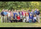 Celebrating 50 years: Blue Ridge High alumni celebrated a 50-year reunion recently.