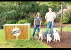 Simon and Bree Cox have opened a new business in Greenville called Pet Wants GVL, which offers free, personal delivery to Greer as well as surrounding areas.