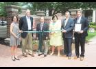 Citizens Building and Loan State Savings Bank celebrated its 110-year anniversary with a ribbon cutting in June.
