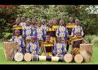 The African Children's Choir (above) will perform 'Just As I Am' on March 1 at Mount Lebanon Baptist in Greer.