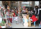 The Vintage Christmas Boutique Marketplace brought out local vendors to sell their products, drawing shoppers on Dec. 7-8 to Grace Hall on Trade Street.