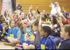 Children from across Greenville, Pickens, Oconee and Anderson counties will participate in the Good News Club in school.