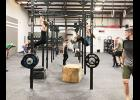 CrossFit Greer is now open at its new 199 Hunt Street location in Greer.