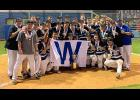 The Eastside baseball team took home its first Class AAAA state championship last week, topping Midland Valley 8-7. The Eagles won Game 1 by a score of 11-1.