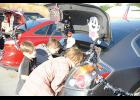 Deal Depot hosted an after school Trunk-or-Treat last Wednesday on E. Wade Hampton Boulevard in Greer.