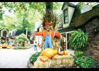 Smoky Mountain Harvest Festival continues through October in Gatlinburg, Tennessee.