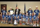 Mayor Rick Danner and members of Greer City Council recognized the GBC 6U All-Star Rookie League Baseball Team for their 2019 State Championship during last week's monthly meeting.