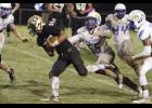 Greer made Eastside pay for a few defensive miscues, putting up 48 points on the Eagles last Friday at home.