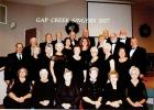The 2017 Gap Creek Singers are ready to sing in the Christmas season next weekend with their annual concert to be held at First Presbyterian Church in Greer this year.