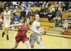 The Greer girls basketball team has established a solid two-game lead on the region.
