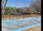 A soft launch for the new Kids Planet is set for sometime in March. The Century Park playground has been closed for renovations since late 2019.