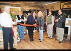 Lyman Town Council welcomed the new business Palmetto Prim with a ribbon cutting last Friday at 40 Groce Road. Pictured are: (left to right) Lyman Mayor Larry Chappell, Council Member Rick Hellams, Brooke Walker, Vicki Efaw, Mayor Pro Tem Greg Wood and Council Member Hoyt Dottry.