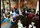 Namaste Fitness Studio, located on Cannon Street in Greer, has been open since 2017.