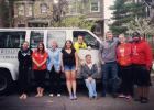 Southern Wesleyan University students traveled to Chicago and Milwaukee for the Urban Ministry Plunge, where they worked with residents in the lower-income areas.