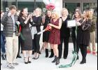 Greater Greer Chamber of Commerce officials and local business leaders celebrated the opening of Pure Wellness Spa at 108 Cannon Street last week.