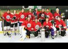 The Redhype Raiders recently defeated the Banana Bunch, 8-6, in the GURHA Division Championship.
