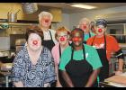 Martha Bennett, Operations Manager, put on a red nose last Thursday along with Bob Early, Robert Phillips, Chris Shriver, Karen Murphy and Barbara McCray to raise awareness and funds to help children in need.