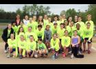 The Riverside Middle School Running Club is preparing for the iMOVE 5K on May 2. They improved their speed and endurance and many will be running their first 5K race. The race is open to the public and registration can be found on the Riverside Middle School website at greenville.k12.sc.us/rms.