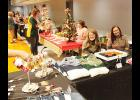 Wellford Baptist Church hosted a Holiday Market on Saturday with concessions and a bake sale to support Breaking Bread for Jesus.