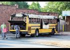 A school bus transporting more than 50 Spartanburg District Five students caught fire Tuesday morning. The Duncan Fire Department responded and indicated the blaze may have started at the rear of the bus. No one was injured.