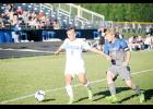 The Eastside boys soccer team dropped its final match of the season to Chapin, 2-0.