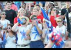 Many Byrnes fans will be getting their first look at the 2014 Rebels Friday night at Nixon Field.