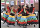 Live music and carefully crafted dance routines were on display at the City of Greer's annual International Festival Saturday at City Park. The event featured more than 20 different countries.