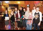 The Greater Greer Chamber of Commerce recently held a ribbon cutting ceremony for Growler Haus, located at 213 Trade Street.