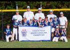 The Northwood Little League Blue Team (coach pitch) won the state title last week at Corey Burns Park in Taylors.