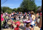 More than 70 area children participated in the annual Kids Parade, organized by Greer Mayor Rick Danner, on the morning of the Fourth of July.
