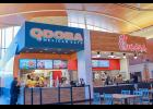 QDOBA Mexican Eats has opened in the Grand Hall of Greenville-Spartanburg International Airport (GSP).