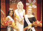 Brittany Doss was crowned Miss Greater Greer Teen; Ansley Cartee was crowned Miss Greater Greer and Catherine Pjetraj was crowned Miss Spirit of Chesnee.