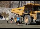 The second Hard Rock Run benefit 6K, hosted by Hanson Aggregates, is set for Saturday, April 4, at Sandy Flat Quarry.
