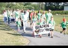 This year's event will take place in Greer City Park, featuring the survivor's walk and caregiver walk.
